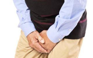 Боль и жжение при мочеиспускании у мужчин